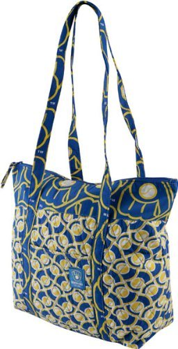 Milwaukee Brewers 2011 Fabric Small Tote-2Nd Line by FOCO