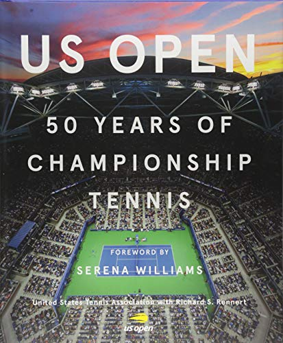 Rod Federer Roger Laver (50th Anniversary US Open Tennis Book)