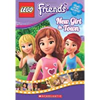 LEGO Friends: New Girl in Town (Chapter Book 1) (Lego Friends Chapter Books)