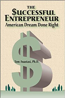 The Successful Entrepreneur by Tom Anastasi (2010-02-10)