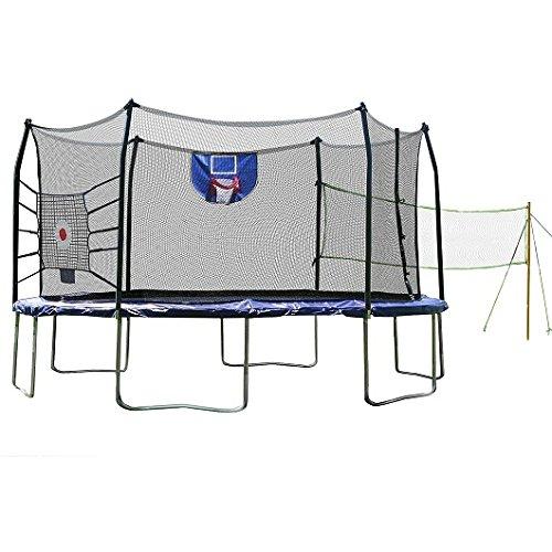 Skywalker Trampolines Trampoline Sports Arena, 15' Round