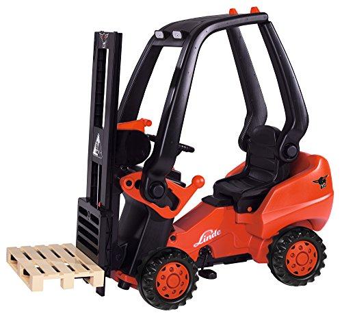 - MotoTec Big Linde Forklift, Red