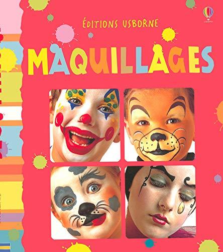 Maquillages por Caro Childs
