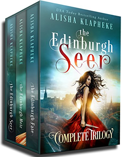 The Edinburgh Seer Complete Trilogy: A Scottish Fantasy cover