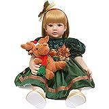 Love Bella 23'' Soft Body, Realistic Toddler Dolls, Lifelike Baby Dolls, Gift Kids Birthday Accompany Baby's Growth