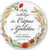 vignette de 'Petite anthologie des crêpes et galettes (Claire Lhermey)'