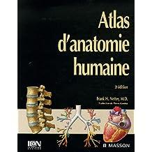 ATLAS D ANATOMIE HUMAINE 3ED.