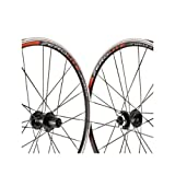 Vuelta 26'' Zerolite Comp Alloy Black, Set