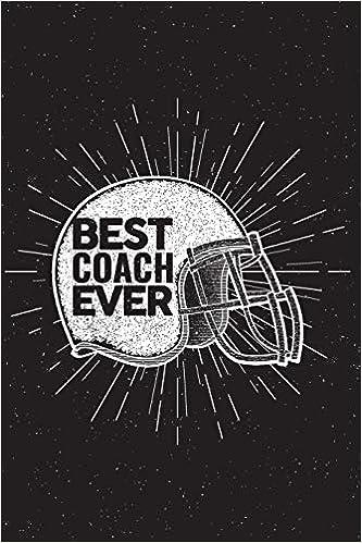 Descargar Libro Mas Oscuro Best Coach Ever: Football Notebook For Coaches Gift V23 PDF Mega