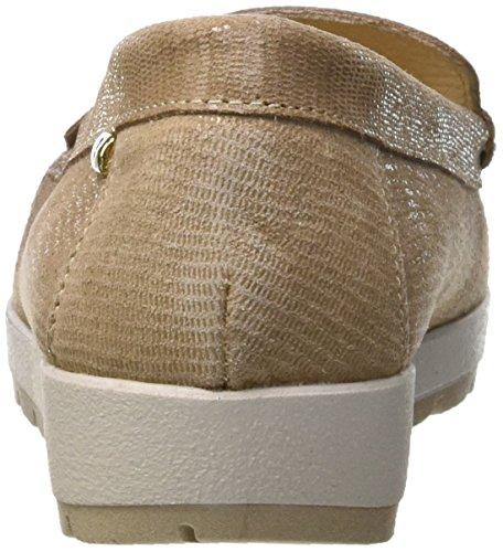 18ee Valleverde Donna Beige Scarpa Beige beige loafer Mocassini n4x8vqw4H