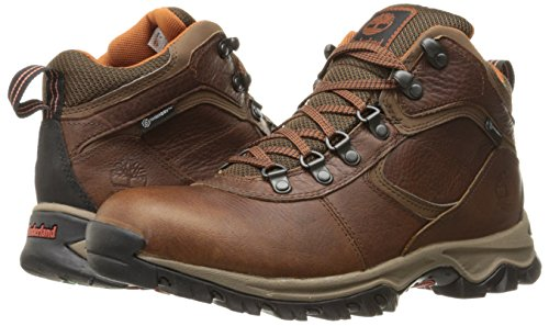 58e65dcba86 Timberland Men's MT. Maddsen Mid Leather WP Winter Boot