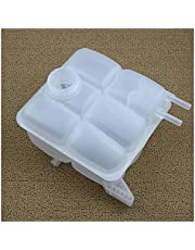 Yige Store 30776151 Fit for Volvo C30 S40 V50 C70 Car Engine Coolant Recovery Radiator Expansion Tank Replace 2004 2005 2006 2007 2008 2009