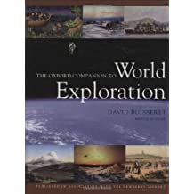 The Oxford Companion to World Exploration: Two-volume Set