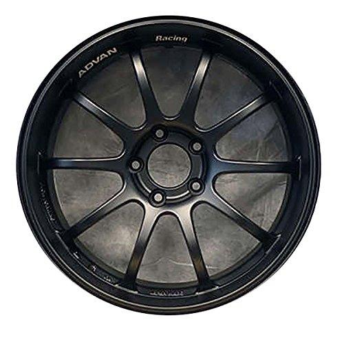 (Yokohama Wheel Advan RS-D Matte Black Wheel with Painted Finish (18x8