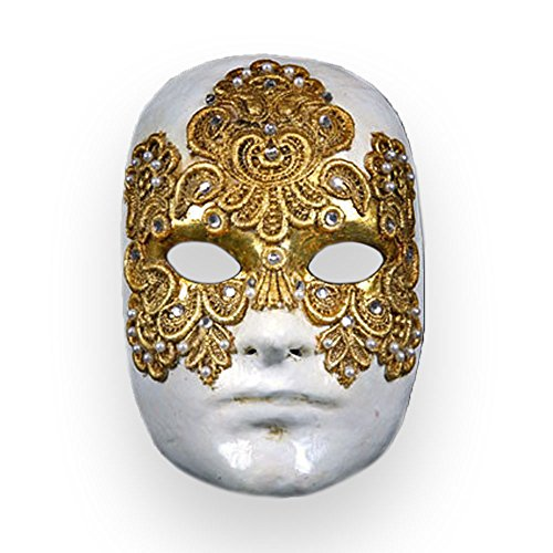 VIVO Mens Tom Cruise Gold Eyes Wide Shut Mask (Sexy Costumes For Guys)