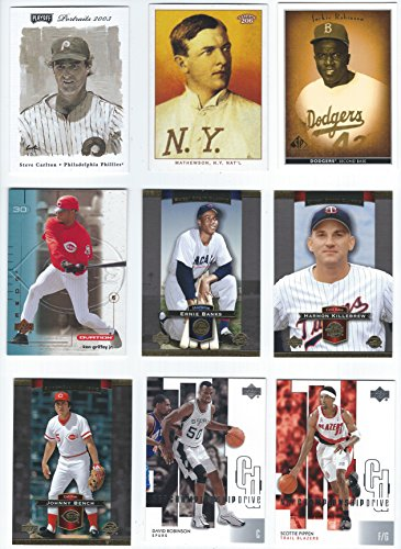 850 Premium & Super Premium 2003 Baseball, Football, and Basketball Card Wholesale Lot from Premium Brands