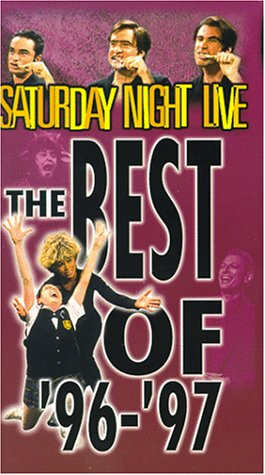 Saturday Night Live - The Best of 96-97 [VHS]