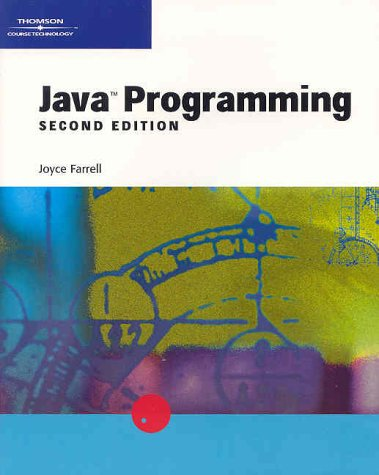 Java Programming, Second Edition
