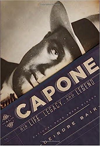 amazon al capone his life legacy and legend deirdre bair