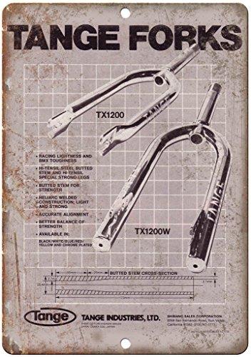 Adkult Tange Forks BMX Freestyle - 12