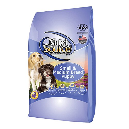 Nutrisource Small/Medium Puppy 30Lb