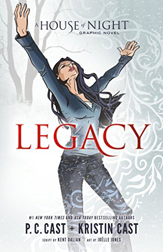 Legacy: A House of Night Graphic Novel Anniversary Edition