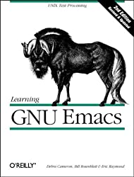 LEARNING GNU EMACS (A NUTSHELL HANDBOOK)
