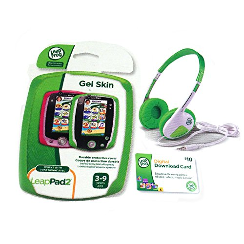 LeapFrog Green Protect & Play Accessories Value Pack for LeapPad2 by LeapFrog (Image #2)