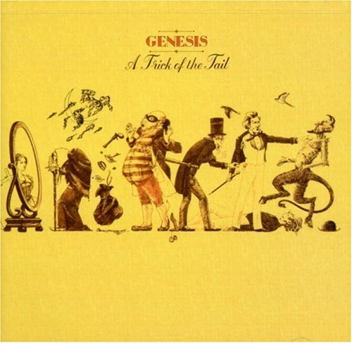CD : Genesis - Trick of the Tail (With DVD, 2 Disc)