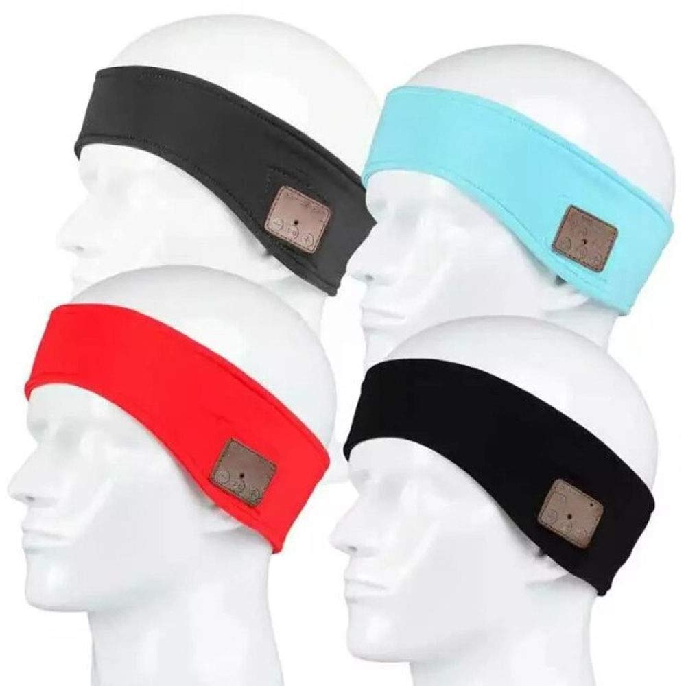 Bluetooth Sweatband Headband Sports (Grey)