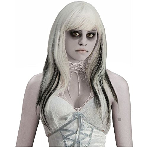 Phantom Wig (Phantom Wig Costume Accessory Adult Halloween)