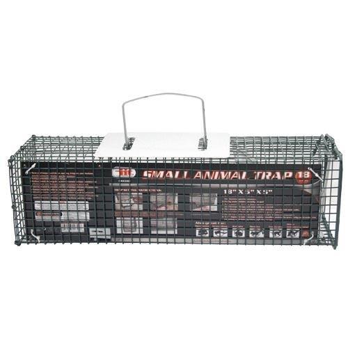 IIT 44340 18 x 5 x 5'' Small Animal Trap