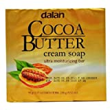 Dalan Cocoa Butter Cream Soap 3.2 oz – Case Pack 24 SKU-PAS823001 Review