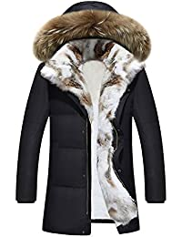 Joddie Haha Oversize Down Jacket Ladys Long Hooded Fur Coat Plus Size Thick Hood Down Coats