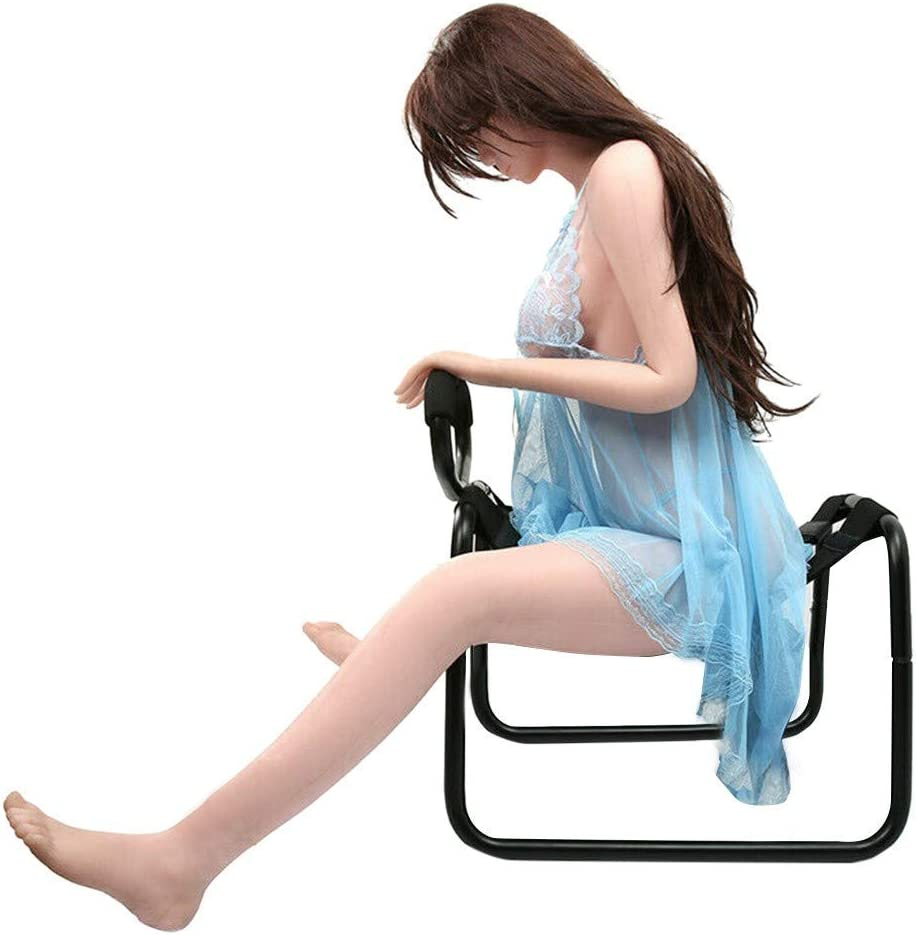 Sexy Chair Toy, SM Bounce Elasticity Chair, Couples Bed Portable Weightless Chair Aid Bounced Seat, Multifunction Detachable Chair Furniture for Couples Sex Toys, Fun and Surprising Gift