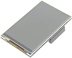 Touch Screen SPI 800X480 4 inch Display Module 800 * 480 IPS Touchscreen for Raspberry Pi 4 Model B 3B+/3B/2B/B+
