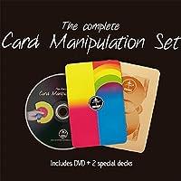 Set de Manipulación con cartas (DVD + Barajas)