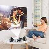 HD Projector - Artlii 2020 Upgraded Movie