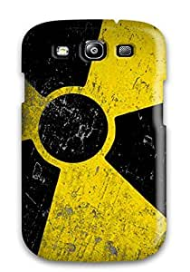 Everett L. Carrasquillo's Shop Best 1124551K83036435 For Galaxy S3 Protector Case Radioactive Phone Cover