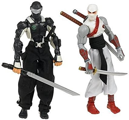 Amazon.com: Gi Joe Sigma 6 Ninja Showdown Value Pack con ...