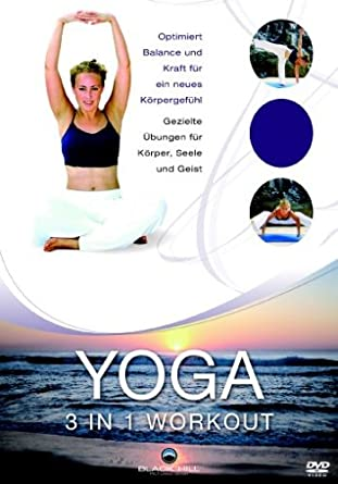 Yoga - 3 In 1 Workout [Alemania] [DVD]: Amazon.es: Susan ...
