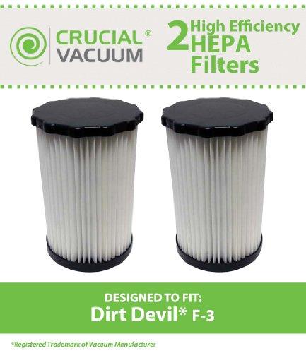 dirt devil breeze filter f3 - 1