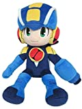 Rockman EXE ALL STAR COLLECTION Rockman (S) stuffed sitting height 21cm RP05