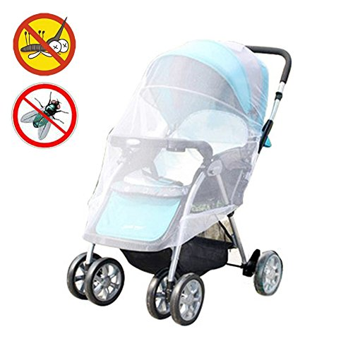 Baby Stroller Insect Netting - 4