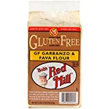 Bob's Red Mill Gluten Free Garbanzo Fava Flour - 22 oz