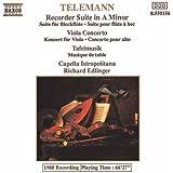 Telemann: Recorder Suite