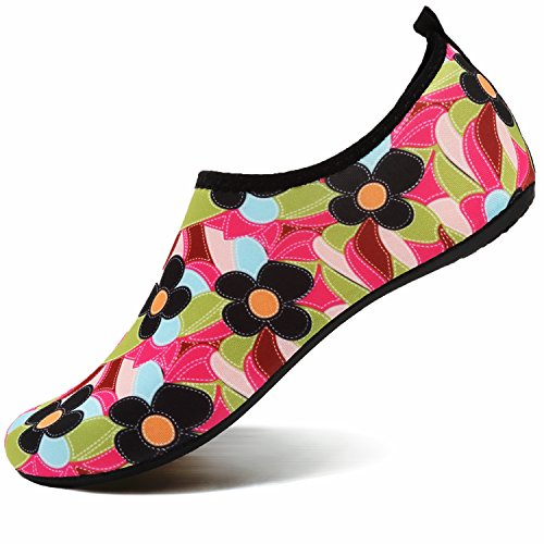 VIFUUR Water Sports Unisex/Kids Shoes Clover - 9-10 W US / 7.5-8.5 M US (40-41) from VIFUUR