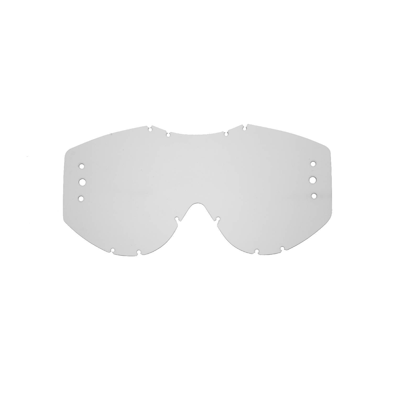 SeeCle 41V101 lenti combo trasparente con 10 tear off compatibile con maschera Ethen 05