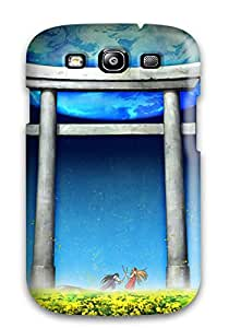 Hot Snap-on Samurai Hard Cover Case/ Protective Case For Galaxy S3