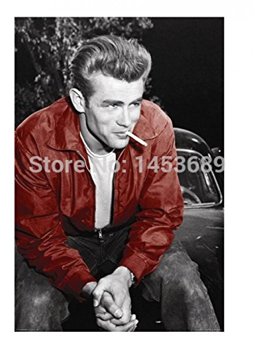 james dean poster red jacket - 3